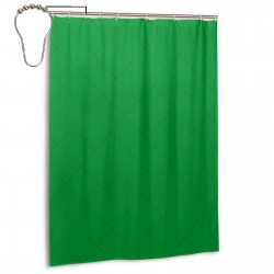 Lybia Shower Curtain , Shower Bathroom Curtain 55x72 Inch Waterproof Fabric with Hooks , Wildly used in bathroom and hotel etc.
